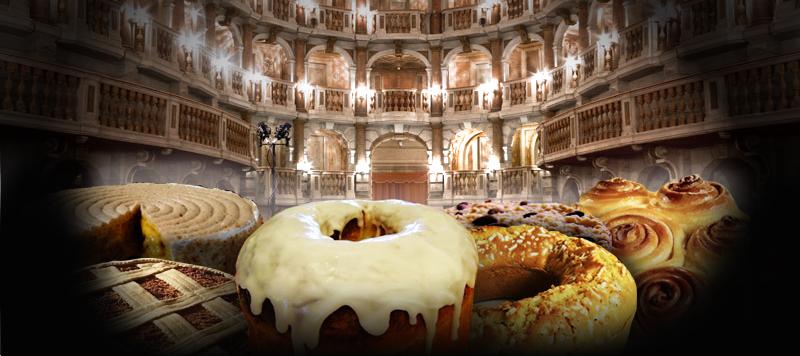 Desserts of Mantova