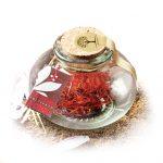 Saffron threads - selected pistils