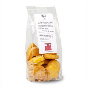Saffron italian cookies